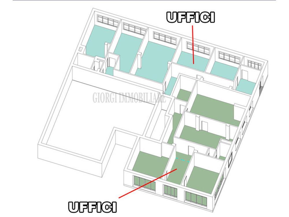 Massa Affitto Ufficio Centro città rif: 882