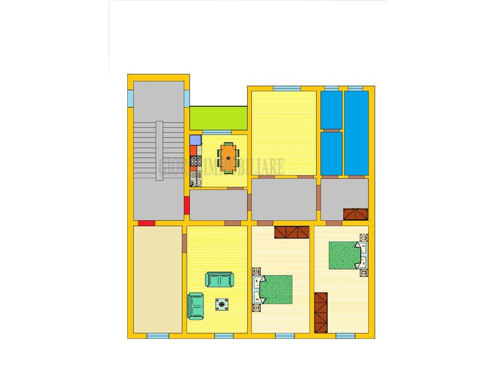 Massa Vendita Appartamento Centro città rif: 1199